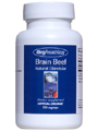 Brain Beef 100 vcaps (A76440) Allergy Research Group
