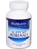 Support Adrenals 120 caps (B51001) BioMatrix