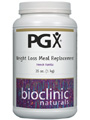 PGX Weight Loss Meal Rep.Fr Vanilla 1 kg (BC9207) Bioclinic Naturals