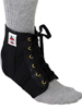 Lightweight Ankle Support Blk (L) (C30139) Core Products