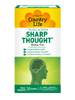 Sharp Thought 30 caps (C49470) Country Life