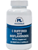 C Buffered with Bioflavonoids 90 vcaps (CBUFF) Progressive Labs