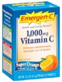 Emergen-C Super Orange (10 packets) (EC297) Alacer Corp.