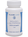 Reduced L-Glutathione 75 mg 100 vegcaps (GL126) Klaire Labs