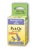 Ps & Qs 125 tabs (HK1370) Herbs for Kids
