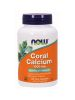 Coral Calcium 1000 mg 100 vcaps (N1273) NOW
