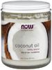 Pure Coconut Oil 7 oz (N76830) NOW
