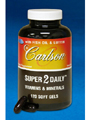 Super 2 Daily 120 softgels (SUP54) Carlson Labs