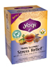 Honey Lavender Stress Relief 16 bags (Y20454) Yogi Teas