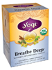 Breathe Deep 16 bags (Y45004) Yogi Teas
