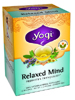 Relaxed Mind 16 bags (Y45022) Yogi Teas