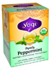Purely Peppermint 16 bags (Y45047) Yogi Teas