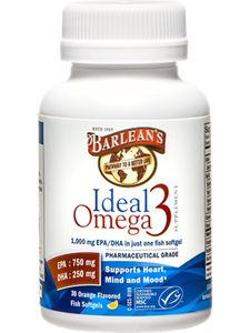 Product Detail - Fish Oil - Ideal Omega3 30 gels (B10209 ...