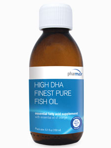Product detail fish oil high dha finest pure fish oil for Pharmax fish oil